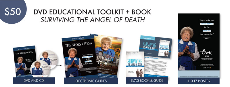 DVD Educational Toolkit + Book