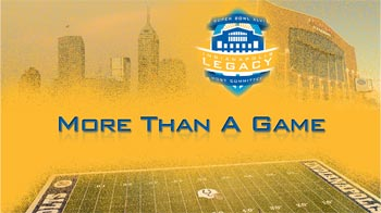 More than a Game: The Indy Super Bowl Legacy Part I