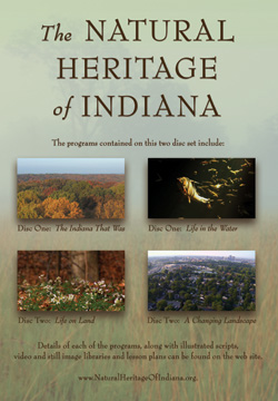 The Natural Heritage of Indiana: The Indiana That Was