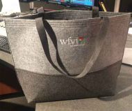WFYI Natural Grocery Tote