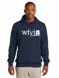 WFYI Hooded Sweatshirt - Large